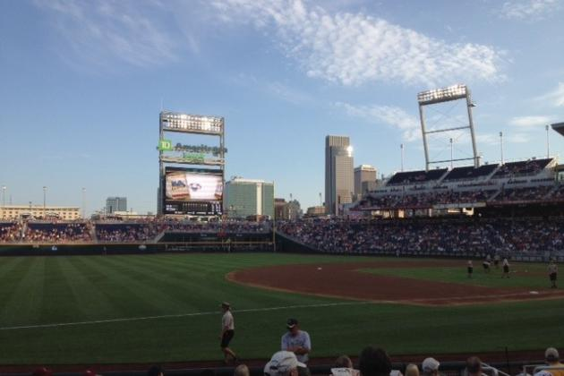 College World Series, Omaha, and What's Great About America