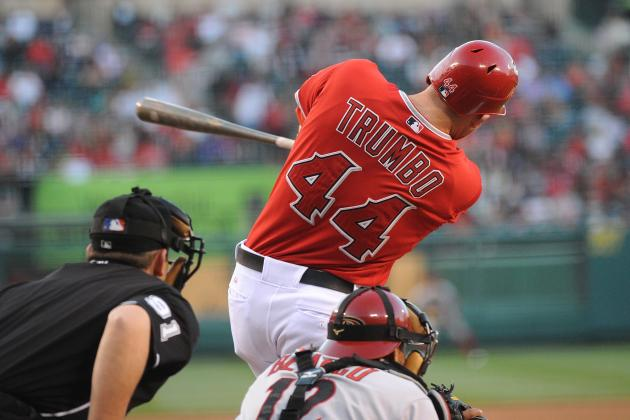 Is Mark Trumbo Making the L.A. Angels Look Stupid for Signing Albert Pujols?