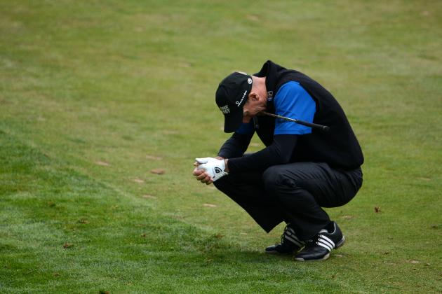 US Open Golf 2012 Results: Jim Furyk and Sunday's Most Disappointing Finishes