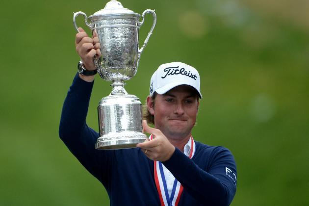 U.S. Open: Webb Simpson Wins Tourney Short on Final-Round Drama, Quality Shots
