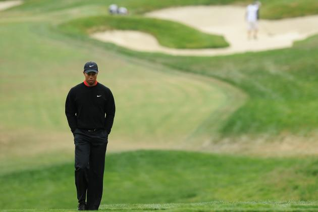 US Open Golf Results 2012: Stars Who Fell Far Short of Expectations