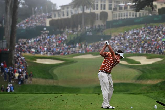 US Open Golf 2012 Leaderboard: Highlighting Biggest Surprises