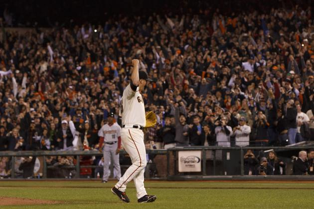 San Francisco Giants: Where Does Matt Cain Rank Among MLB's Best?