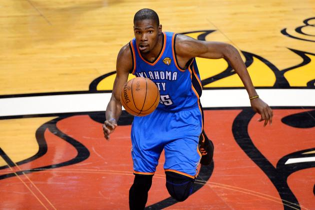 NBA Finals 2012: Thunder Must Mature Immediately to Defeat Heat