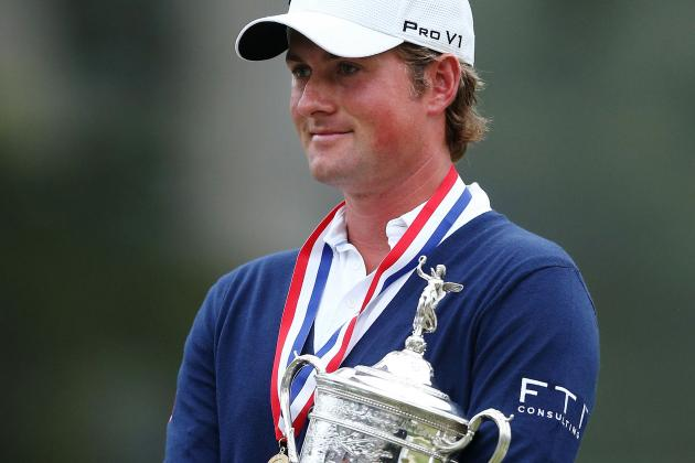 2012 US Open Golf: Simpson Wins Again at Olympic Club