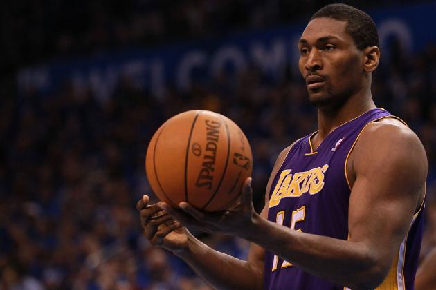 Metta World Peace Crazy to Call out Thunder Star James Harden