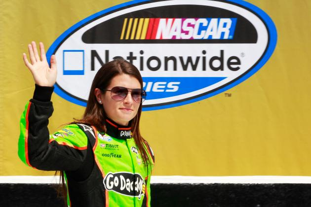Patrick's GoDaddy Ads to De-Emphasize Sexy; Winning Races Now Important