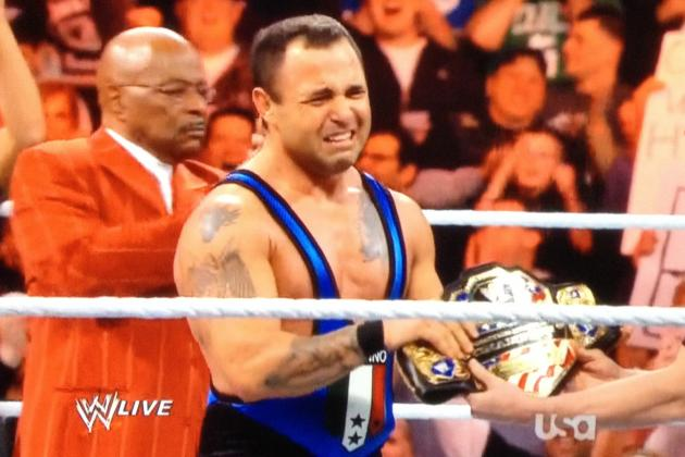 WWE No Way Out 2012: The Tuxedo Match Shows Why Santino Has to Drop the US Title