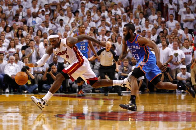 Game 4 Preview of 2012 NBA Finals, Mock Draft and Latest League Buzz (Podcast)