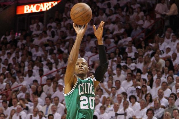 NBA Rumors: Latest News Surrounding Ray Allen