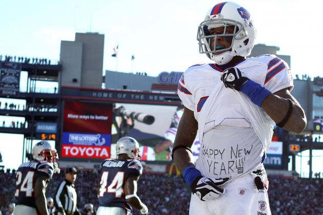 Buffalo Bills: Steve Johnson Suggests It's Time to Remove 'Goon Squad' Label