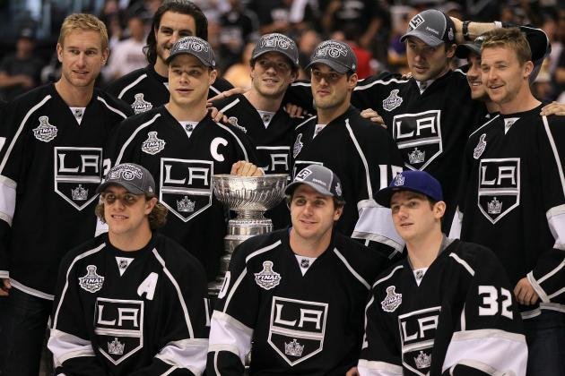 Kings, the Stanley Cup Champs, Are LA's New Sweethearts