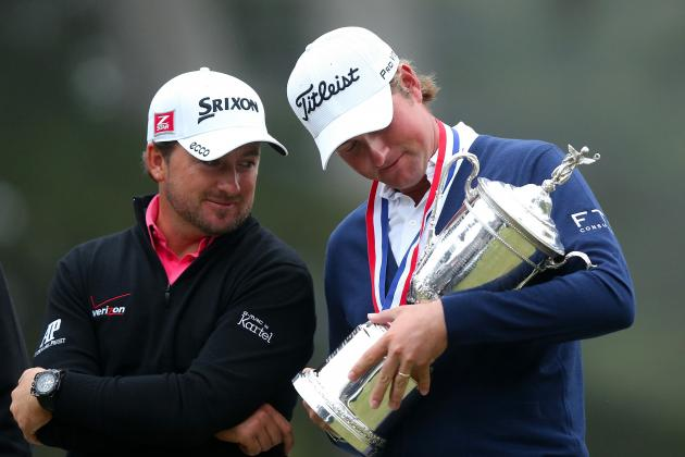 US Open Golf 2012: Webb Simpson Wins as Tiger Woods Struggles