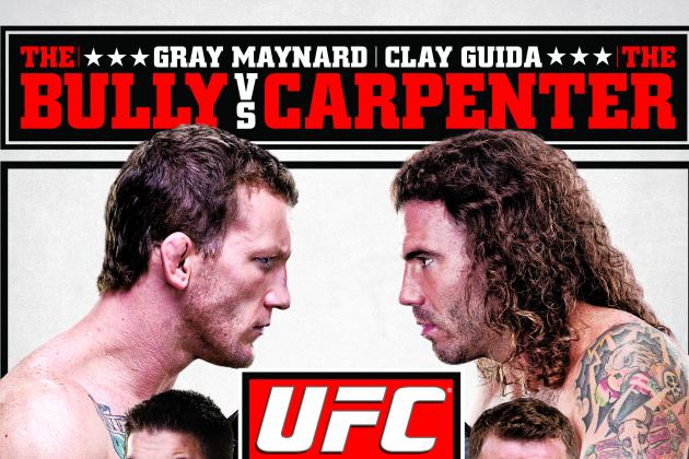 "UFC ""Quick Break"": Gray Maynard vs. Clay Guida"