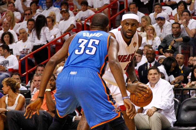 NBA Finals 2012: In Search of the Unsung Finals Hero