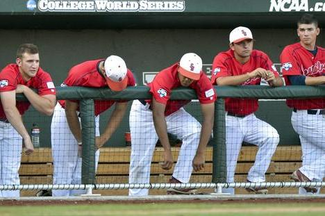 College World Series 2012 Scores: Teams That Struggled on Grand Stage