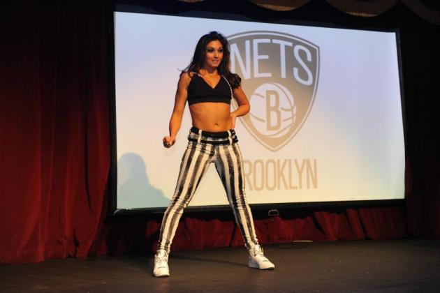 Brooklyn Nets: Team Introduces Brooklynettes Dance Team