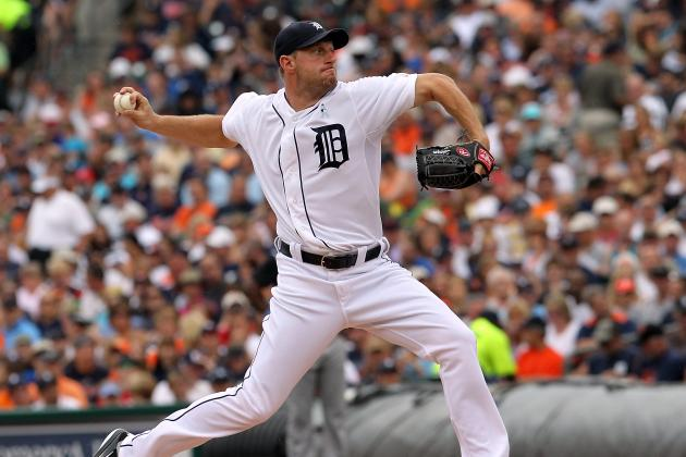 Max Scherzer: Detroit Tigers Hurler Wins AL Best of the Night Award