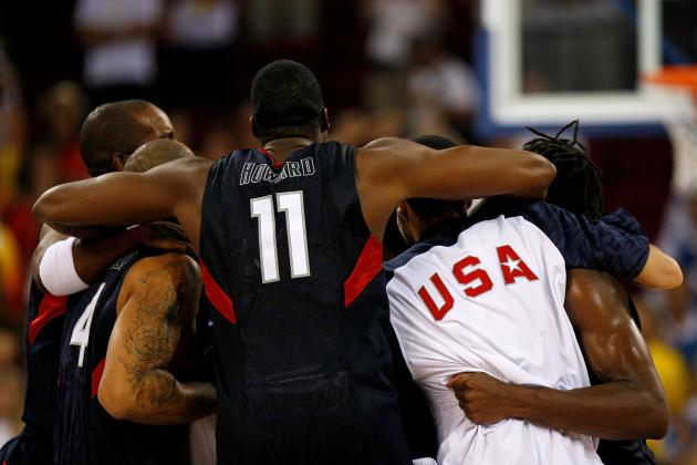 USA Olympic Basketball Team: Why Team USA's Lack of Bigs Is No Concern