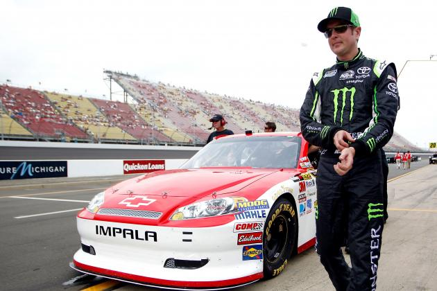 Kurt Busch: Why Sprint Cup Sponsors Are Afraid of the Former Cup Champ
