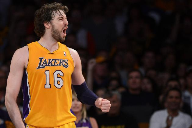 NBA Trade Rumors: Pau to Grizzlies Makes No Sense, Won't Happen