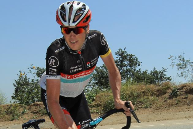 Chris Horner Added to Tour Roster, Team RadioShack-Nissan-Trek Finalizes Squad