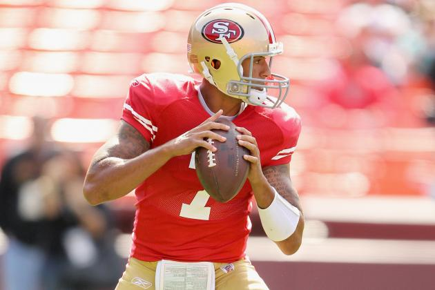 49ers Notes: Kaepernick Improves Dramatically as Camp Ends