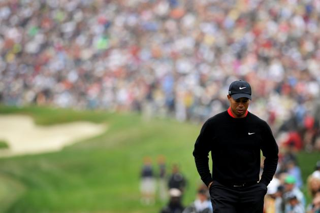 Tiger Woods: US Open Collapse Leaves Little Optimism Towards Winning Future