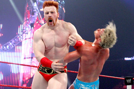 WWE No Way out 2012: Sheamus Shines Again on PPV Stage