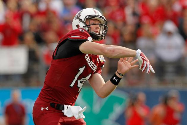 South Carolina Football: Why SEC East Crown Rests Solely on Connor Shaw