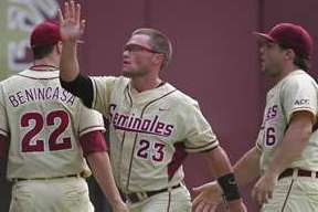 College World Series 2012: FSU, Mike Martin Must Let Sluggers Be Aggressive