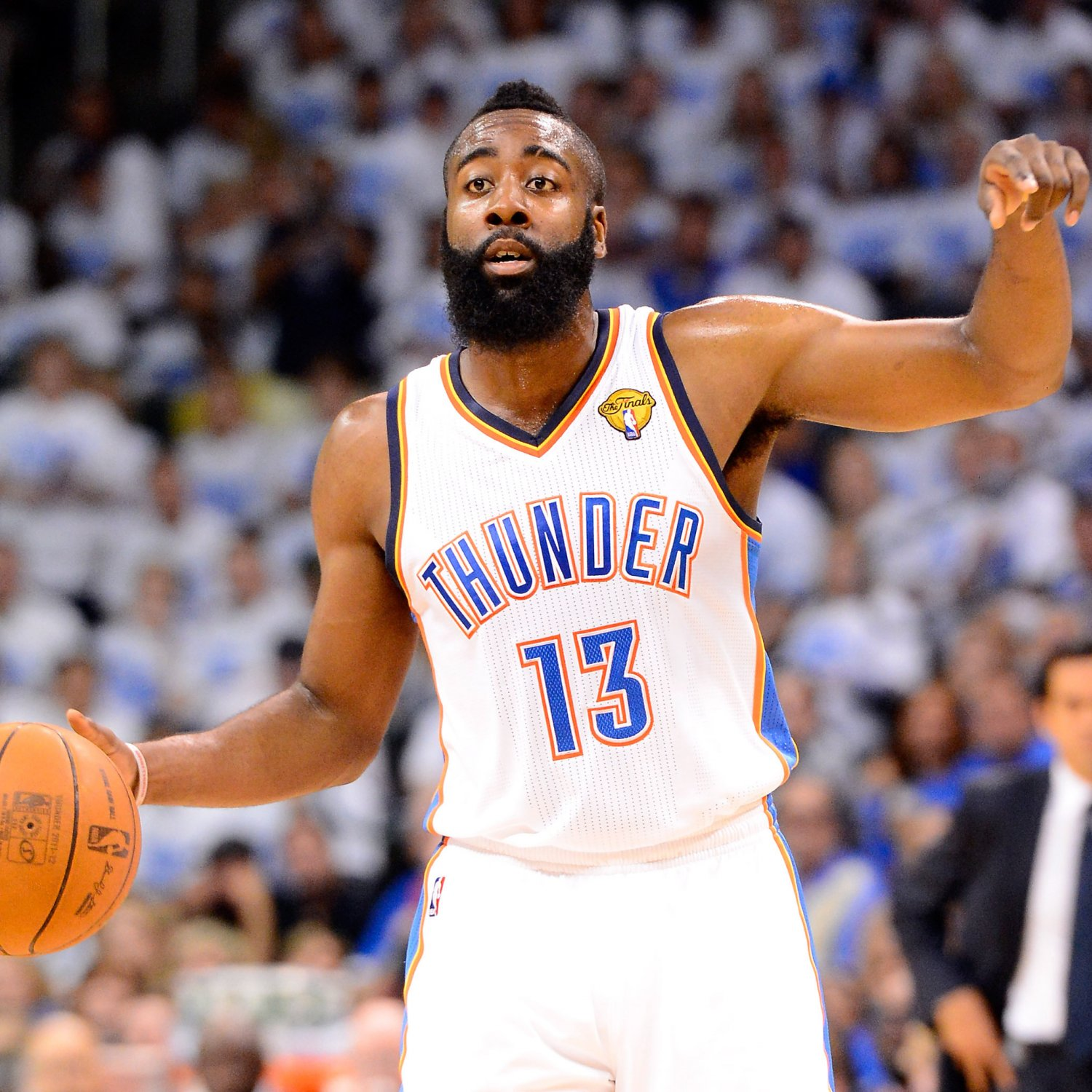 James Harden Nba Records: NBA Playoffs 2012: James Harden And Players Who Must Step