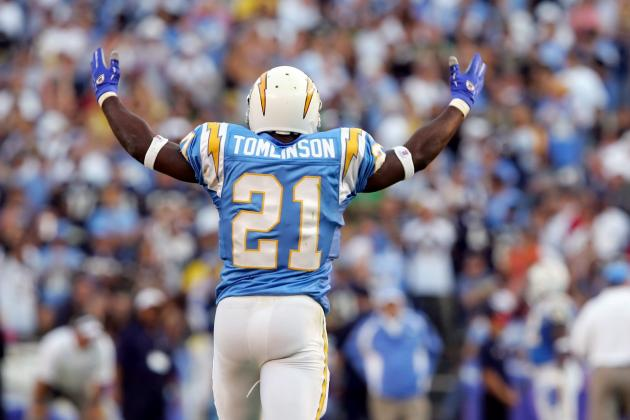 LaDainian Tomlinson Retirement: What Today's Top RB's Must Learn from LT