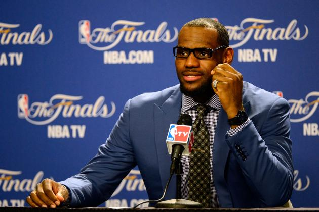 NBA Finals 2012: Full Grades for Each Heat and Thunder Star in Historic Series
