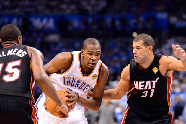 Thunder vs. Heat:  Willingness to Win Ugly Will Lead Miami to NBA Title