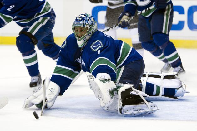 Toronto Maple Leafs Trade Rumors: Roberto Luongo Is Now the Leafs Only Hope