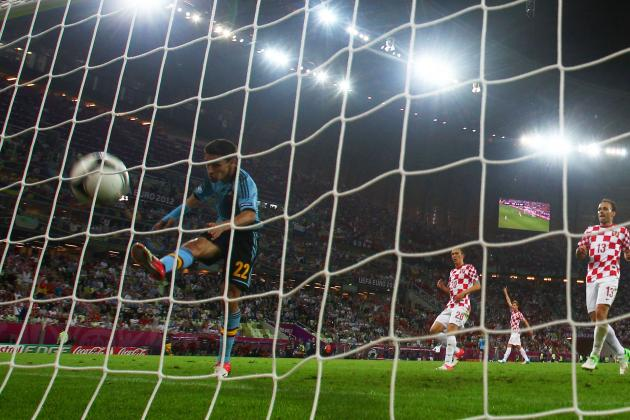 Euro 2012: 3 Thoughts from the Spain-Croatia Match
