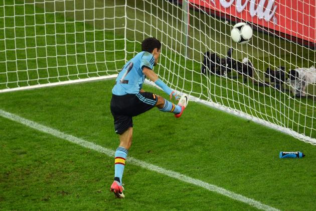 Euro 2012: Spain Advances to the Knockout Stage