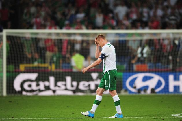 Euro 2012: What the Irish Need to Work on After Their Elimination