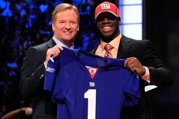 New York Giants: How Does Prince Amukamara Avoid Gaining a Bust Label in 2012?