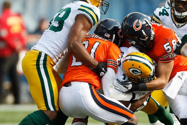 Chicago Bears: Second-Year LB Dom DeCicco Has Strong Offseason
