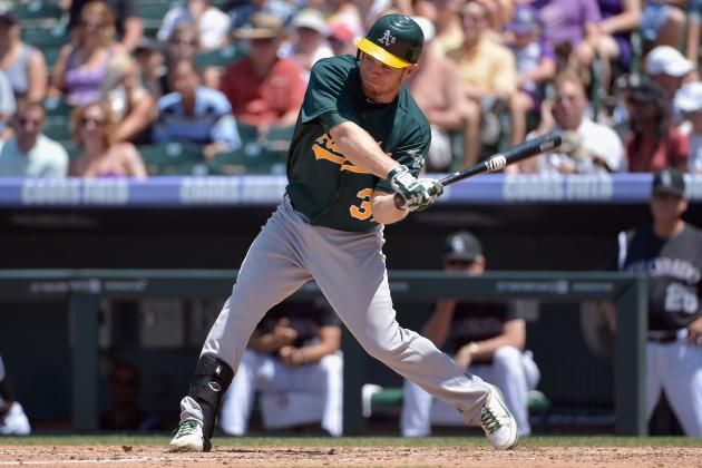 Fantasy Baseball: Should You Add Brandon Moss?