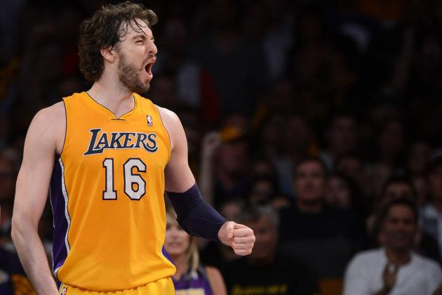 NBA Rumors: Pau Gasol Makes Sense for Memphis Grizzlies