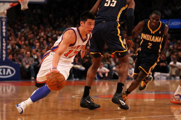 Jeremy Lin: Is There Any Team That Can Realistically Pry J-Lin Away from Knicks?