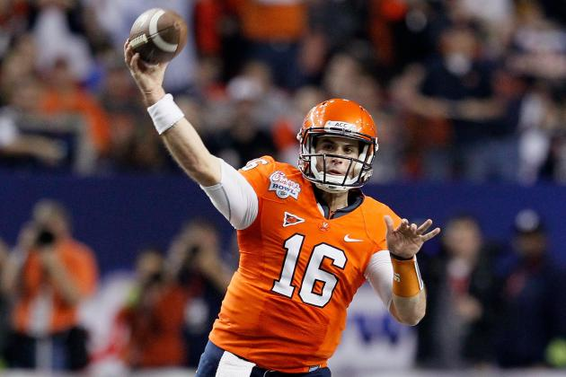 Virginia Football: Breaking Down the Quarterback Battle
