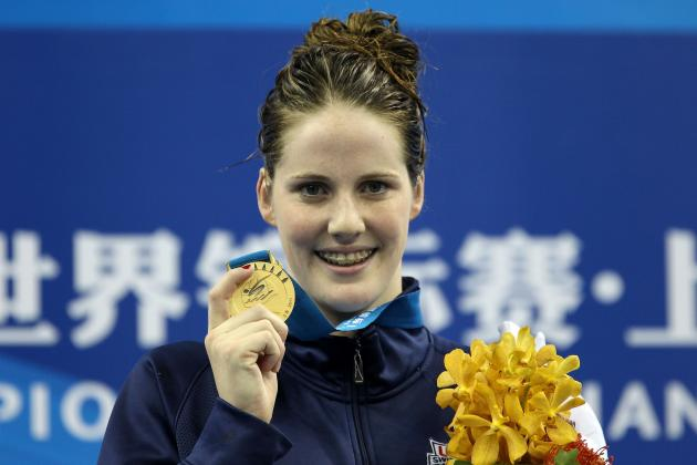 US Olympic Swimming Trials 2012: Missy Franklin Could Win 8 Golds in London