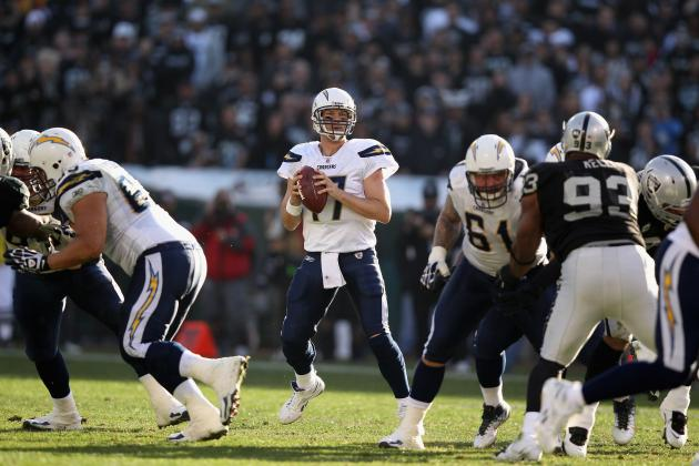 Fantasy Football 2012: Why Philip Rivers Will Produce Lackluster Numbers