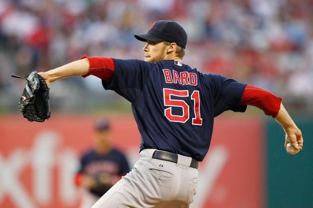 Boston Red Sox: It Is Finally Time to Put Daniel Bard Back in the Bullpen