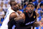 Thunder's Serge Ibaka Blasts LeBron's Defense