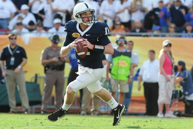 Big Ten Breakdown 2012: Penn State Nittany Lions, Part 2, Offense